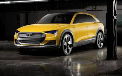 Audi wraca do napędu wodorowego