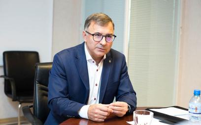 Zbigniew Jagiełło, prezes PKO BP: Zastałem bank papierowy, zostawię cyfrowy