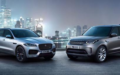 Kłopoty Jaguara i Land Rovera. Będzie mniej modeli w ofercie