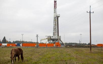 Gazprom grzebie w polskich łupkach