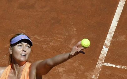 Maria Szarapowa i Tomas Berdych wygrali w Rzymie