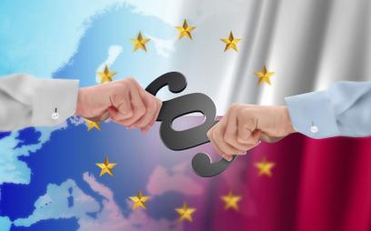 Konstytucja nie wytrzymuje zderzenia z procesem integracji europejskiej