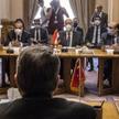Delegacja tureckiego MSZ była w środę i w czwartek w Kairze.