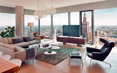 Luksusowy apartament to najpopularniejsza forma lokowania prywatnego kapitału