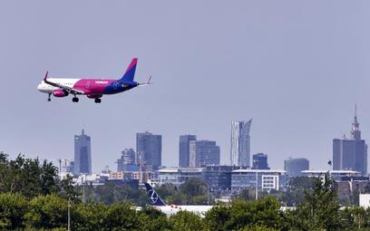Wizz Air odwołuje loty do Polski z trzech krajów