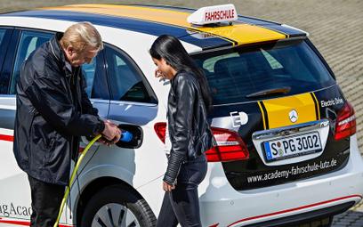 Szkoły jazdy nie chcą samochodów elektrycznych
