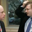 - Lech Kaczyński prezydentem i Jan Maria Rokita (z lewej) jako premier. To było przekonujące – wspom