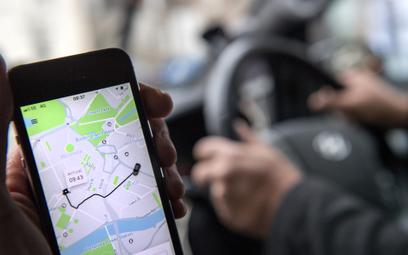 Kierowcy Ubera i kurierzy zagrożeni wirusem. Dostaną pomoc?