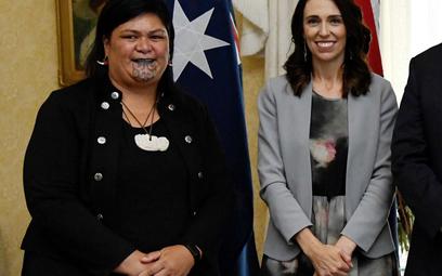 Pierwsza Maoryska w rządzie. Została szefową MSZ