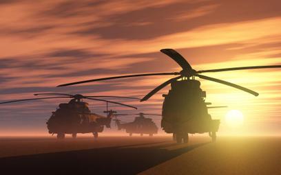 Przetarg na śmigłowce dla Bundeswehry odroczony