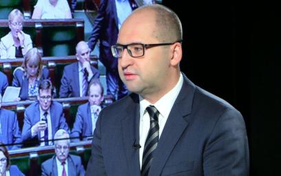 Bielan: Bez zmian w sejmikach być może będziemy musieli zwrócić do Brukseli setki milionów euro