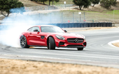 Mercedes AMG: R.I.P. napęd na tylne koła