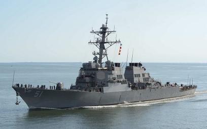 USA wyślą okręty na wody Cieśniny Tajwańskiej?