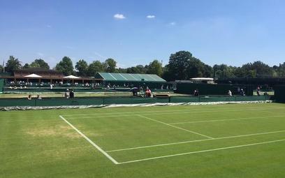 Wimbledon: W kwalifikacjach została tylko Urszula Radwańska