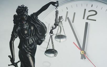 Zadaniowy czas pracy w sądach - Ryszard Sadlik o pracy sędziów i asystentów sędziów