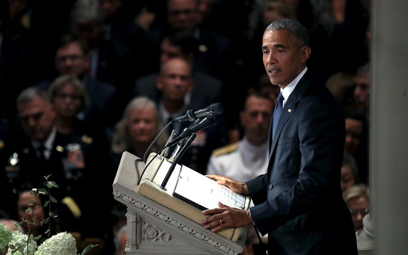 Barack Obama włącza się w kampanię wyborczą
