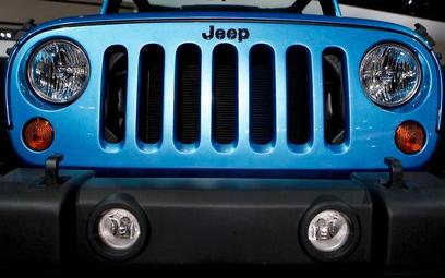 Jeepa produkuje należący do Fiata Chrysler