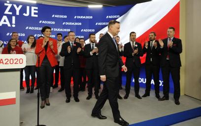Sondaż: Kto prowadzi najlepszą kampanię? Prezydent Duda