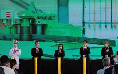 Tajwan rozpoczął budowę nowych okrętów podwodnych