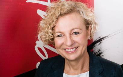 Jolanta Jaworska, dyrektor ds. publicznych i regulacyjnych IBM Polska i Kraje Bałtyckie
