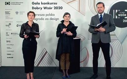 Gala finałowa: Agnieszka Wasilewska, prezes Instytutu Wzornictwa Przemysłowego i przewodnicząca jury