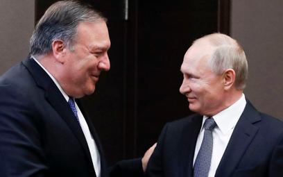 Kreml: Pompeo nie przedstawił żadnych gwarancji ws. Iranu