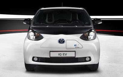 Elektryczna przyszłość Toyoty