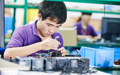 Wielki skok cen produkcji w Chinach