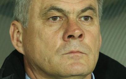 Jacek Zieliński trenerem Cracovii jest od kwietnia 2015 roku
