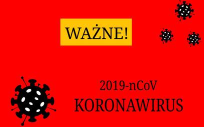 Ważne informacje związane z pandemią koronawirusa