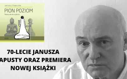 70-lecie Janusza Kapusty