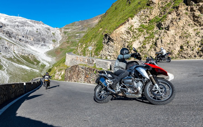 Austria zakazuje motocyklom wjazdu na górskie trasy Tyrolu