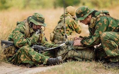 Rosyjskie i białoruskie wojska ćwiczą przy granicy z Polską