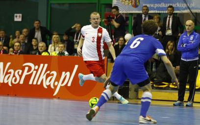Sebastian Wojciechowski, który w 18. minucie strzelił Finom bramkę