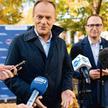 Donald Tusk nie miał w wyborach na szefa PO żadnego konkurenta