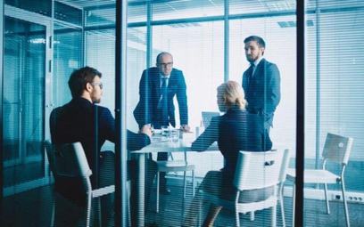 Biura: Więcej umów, mniej powierzchni