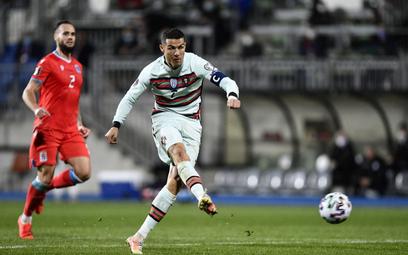 Eliminacje MŚ: Portugalia przegrywała z Luksemburgiem. Ale wygrała