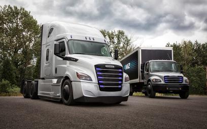 Daimler depcze po piętach Tesli. Nowe, elektryczne ciężarówki