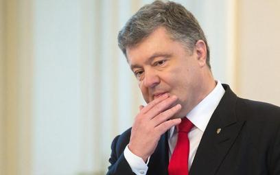 Wpływ rosyjskich mediów nie jest głównym zmartwieniem prezydenta Ukrainy Petra Poroszenki. Od miesię