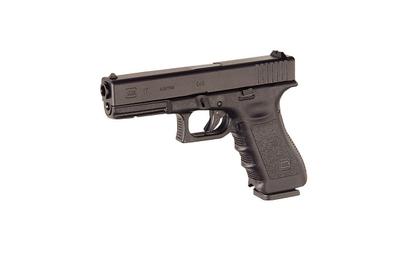9 mm pistolet samopowtarzalny Glock 17 gen 3. Fot./Glock GmbH.