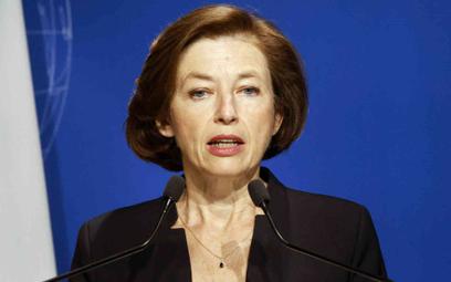 Florence Parly, minister obrony Francji