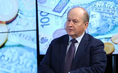 #RZECZoBIZNESIE: Krzysztof Pietraszkiewicz: Po kryzysie oszczędności Polaków nie były zagrożone