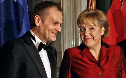Polska i Niemcy powinny – w czasie recesji gospodarczej – wziąć na siebie mądrą współodpowiedzialnoś