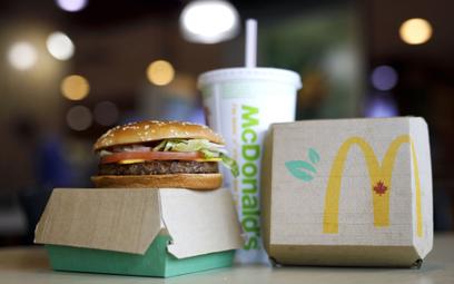 McDonald's zapowiada premierę wegańskiego burgera