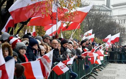 11 listopada: Marsze Niepodległości w miastach Polski