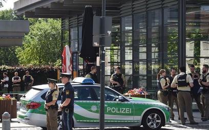 Strzelanina na dworcu w Monachium