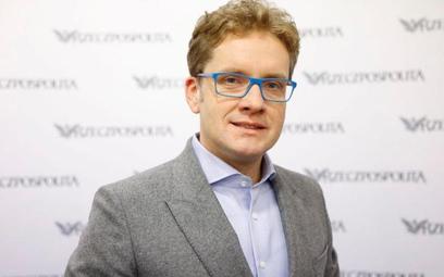 Adam Sawicki, prezes T-Mobile Polska od czerwca 2015 roku. Jest członkiem kapituły konkursu Indeks P
