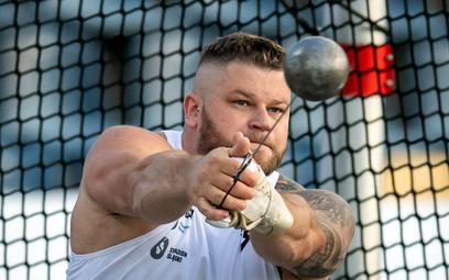 Paweł Fajdek jest czterokrotnym mistrzem świata, ale medalu olimpijskiego jeszcze nie ma