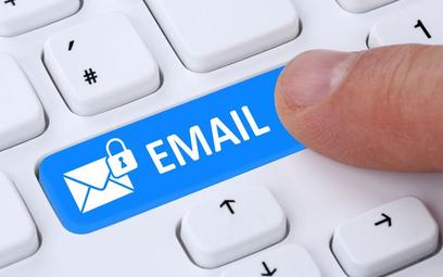 Doręczenia: nadawca nie odpowiada że mail do urzędu trafił do spamu - wyrok NSA
