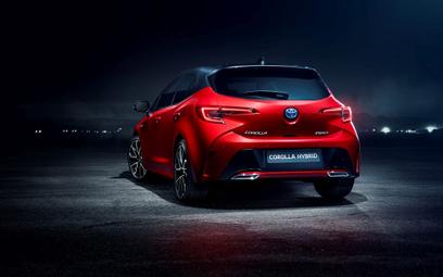 Toyota Corolla: Nowa generacja z jedyną właściwą nazwą